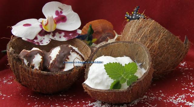 Articole culinare : Kokos-Eis