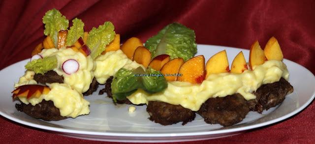 Articole culinare : Frikadellen Fleischpflanzerl-Drache