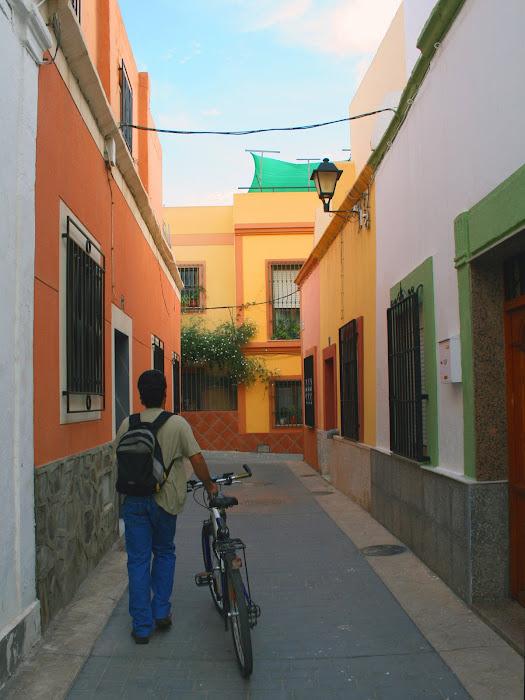 Calles de la almedina