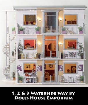 Dream Dollhouses So you want a modern dollhouse