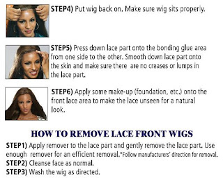 Frontal Wig Install Without Glue Haircolorchalk