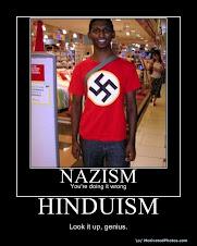 Nazism=Hinduism