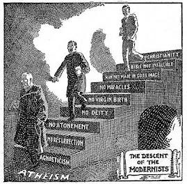 Ateizm owoc heliocentryzmu i darwinizmu
