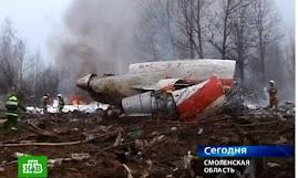 Katastrofa w Smolensku