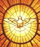 Holy Spirit homoousios with the sungod