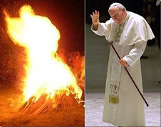 John Paul II and his fiery soul