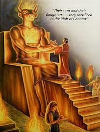 Ofiara z dziecka dla Baala