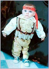 Palestinian baby-bomber for Baal