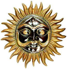 Sun god Syria