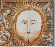 Christ Central Sun