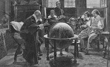 Galileo discovers Jupiter's Moon 'Ganymede'