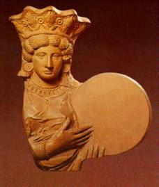 Bogini Izyda