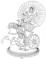 Surya who gave his name to Syria