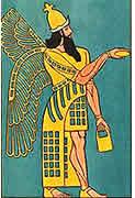 A Babylonian Christ