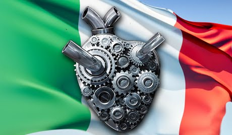 Italian teen gets artificial heart