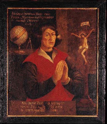 Portret Kopernika