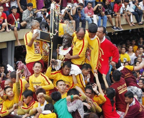Czarny Chrystus bedzie patronem nowego panstwa afrykanskiego