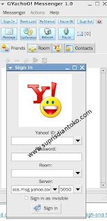 gyachoo yahoo messenger linux