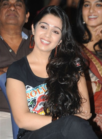 Photo Galleri: Charmi Kaur Cute Stills, Maa Movies Channels Launch ...