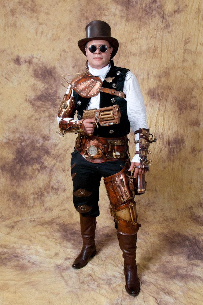Cosplay Steampunk Fashion Costumes Awesome