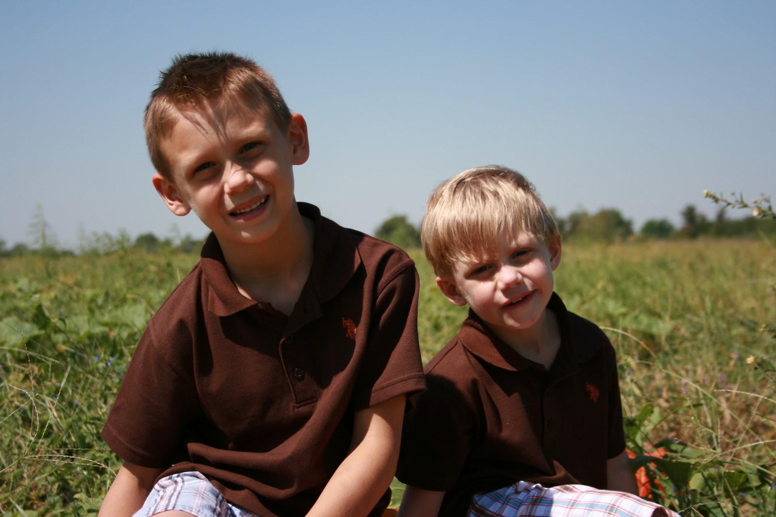 the mitchell boys