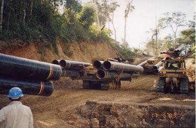 Oil in the Amazon