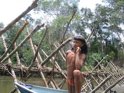 Enawene Nawe Tribe