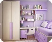 Parte de la habitación de Alice y Rosalie.