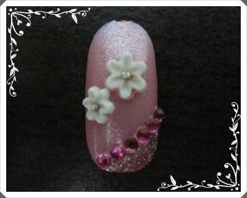 3D Nail Arts Design, Japanesse Nail Art Designs, Acrylic Nail Art Designs