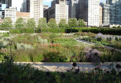 Lurie Garden Design