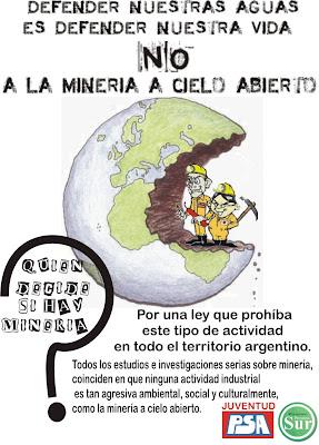 pros y contras de la mineria a cielo abierto