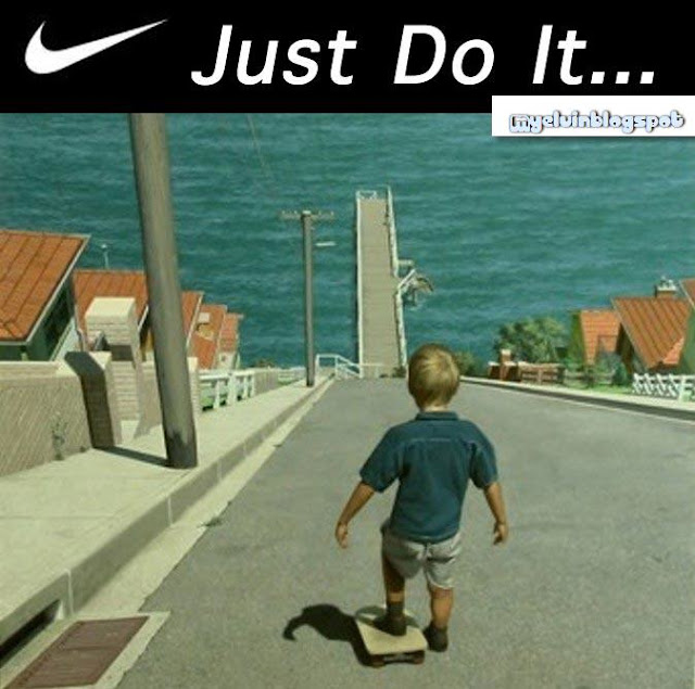 just do it nike now