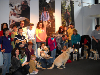 Sightmasters Puppy Club and friends