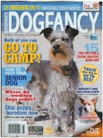 The cover of Dog Fancy Magazine