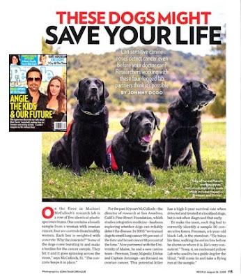 People Magazine article