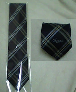 neck ties at recession prices