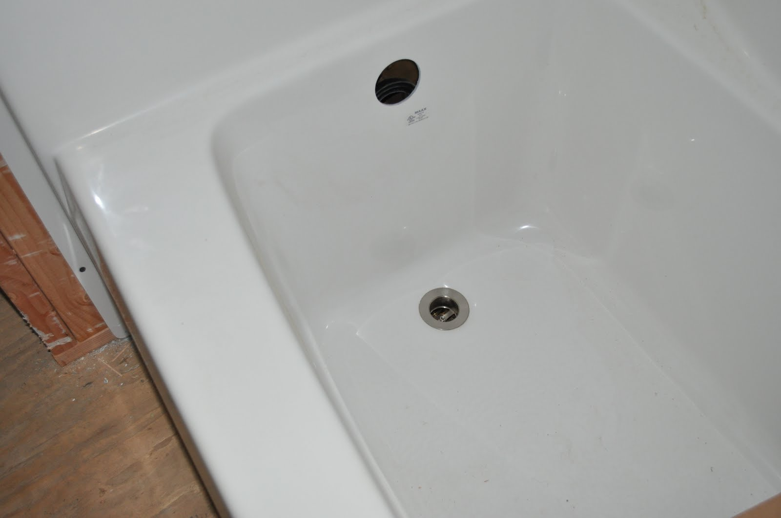 Floor Drain In Upstairs Bathroom : The grange house waste plumbing and upstairs wiring