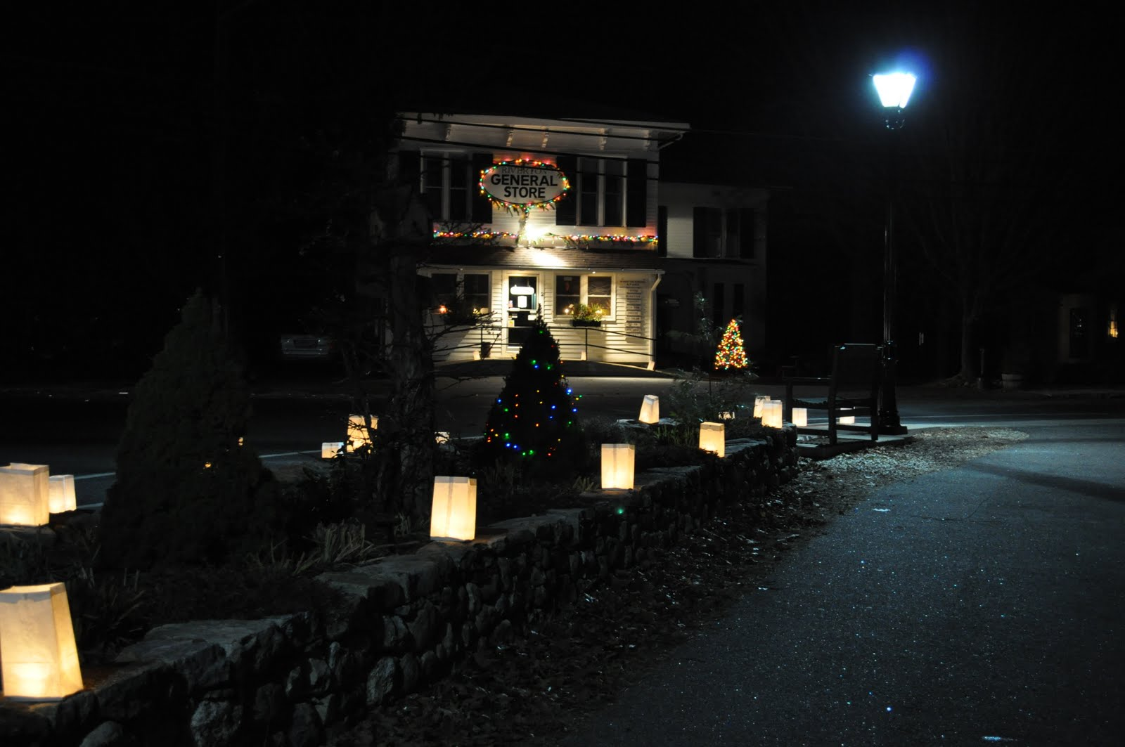 New england photos riverton ct luminaries for The riverton