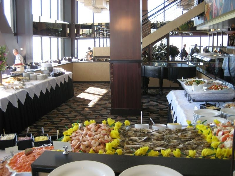 I can totally make that chicago brunch at the signature room for Table 52 menu chicago