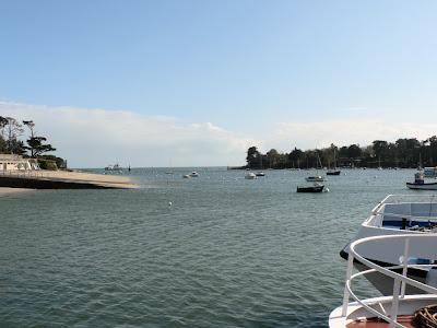 l'estuaire de l'Odet