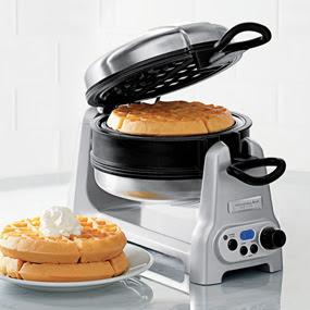kitchenaid pro line waffle maker manual