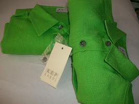 Camisa tallas 2, 6 y 8