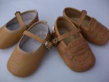 zapatos camel talla 19