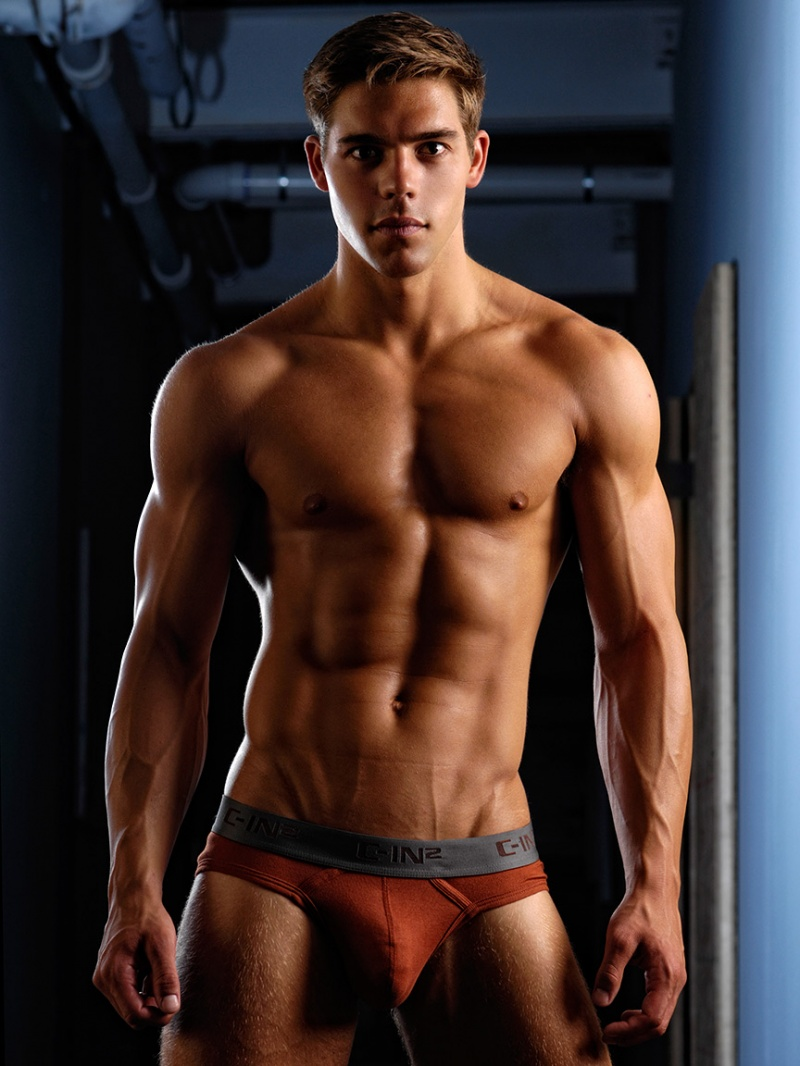 Chris Campanioni - Male Model