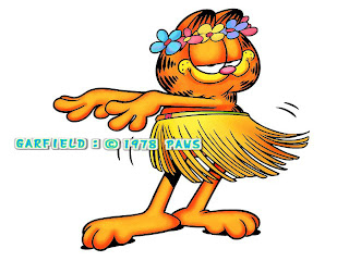 garfield cartoon