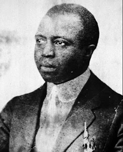 Scott Joplin (MPI/Getty Images)