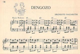 Dengozo de Ernesto Nazareth