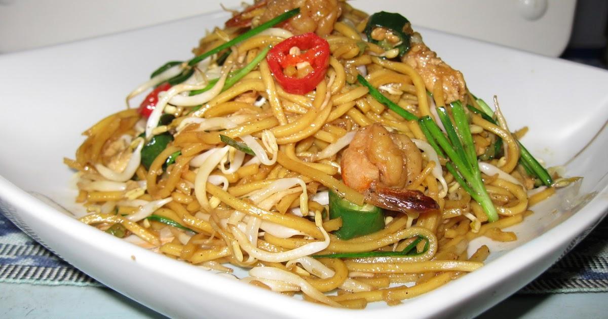aroma from alley kitchen resep mie goreng hongkong