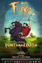 film :fierro (diseños originales de roberto fontanarrosa)