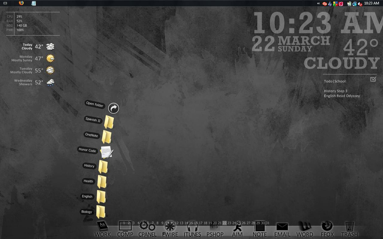 Download Rainmeter Here